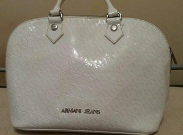 SAMO OVE NEDELJE 3900 Armani jeans original torba kupljena u Rimu,  - Crvenka