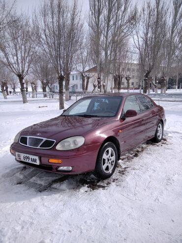 Daewoo Leganza 2 л. 1998   290 км
