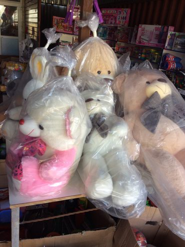 Мишка Арщвн баада! Дешево Мишка Медведь заяц! Аю Коён 30см до 2 м в Бишкек