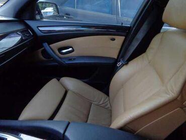 Продаю салон комфорт БМВ е60 BMW e60 или меняю на чёрный. 2004год