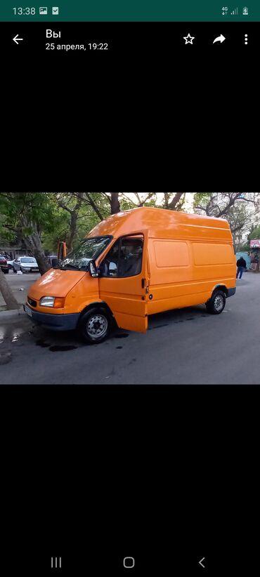 Ford Transit 1998 | 45161 km
