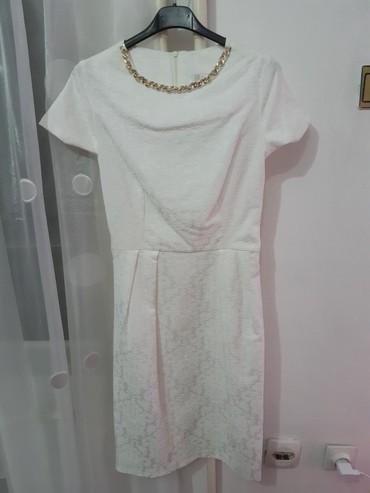 Haljine - Sremska Mitrovica: Bela svecana haljina S Nova
