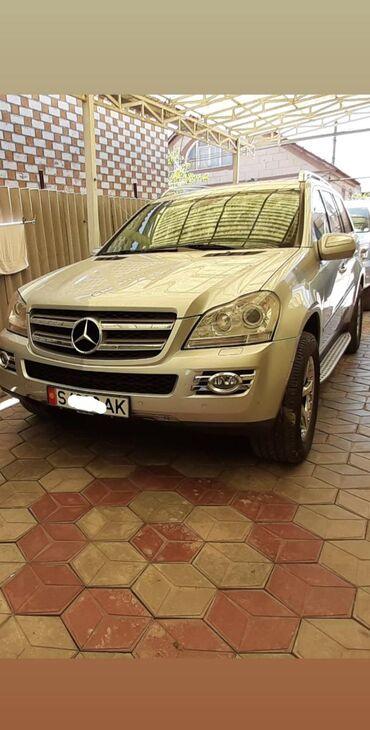 Mercedes-Benz в Кыргызстан: Mercedes-Benz GL-Class 3 л. 2010 | 129288 км