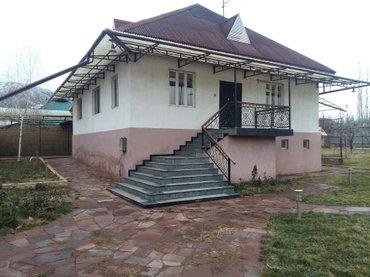 срочно продаю загородный дом(135кв. м) в воронцовке и участок (16соток в Бишкек
