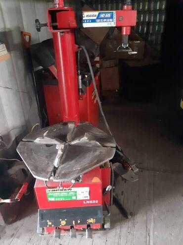Шиномонтаж. Оборудование для вулканизации.  Станок комплект