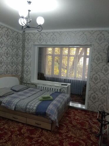квартира на одну ночь в Кыргызстан: В .городе Ош р-н сдаются уютные квартиры посучно на ночь,час,в центре