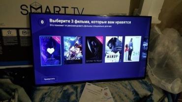 Смарт фирменные телевизоры по складским ценам . !!!Даем гарантию на 3