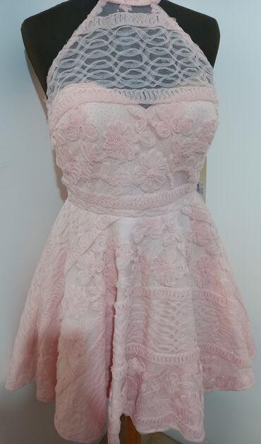 Άλλα - Ελλαδα: Φόρεμα καινούργιο, όχι μεταχειρισμένο.Τούλινο με απλικαρισμένα λουλούδ
