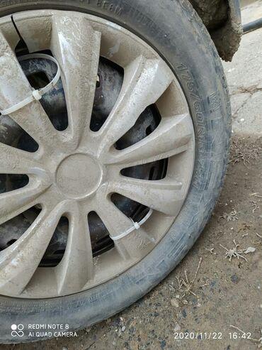 шины 13 радиус бу в Кыргызстан: 175/60/13 ----- обмен на 155/65/13