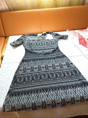 Ženska odeća | Borca: Haljina cela u cirkonima prelep materijal Nova sa Etiketom iz UVOZA ne