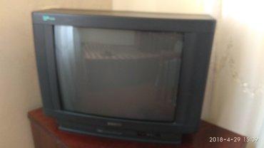 Bakı şəhərində Televizor (Samsung), teletex var. Qiyməti - 50 AZN. Xirdalandadir.