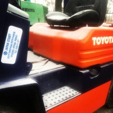 Вилочный погрузчик Toyota 5FD; дизель; ( в в Бишкек