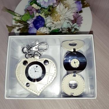 zhenskie chasy tissot original в Кыргызстан: Часы и брелок с часамиОригинал Японский механизм Больше на
