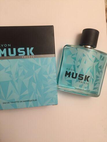 jev cosmetics - Azərbaycan: Avon-Musc freeze.75ml Original mehsuldur.Keyfiyyetine tam zemanet