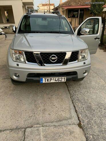 Nissan Navara 2.5 l. 2010 | 137000 km