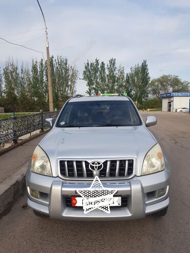 разбор-тойота-камри-50-бишкек в Кыргызстан: Toyota Land Cruiser Prado 4 л. 2006 | 215000 км