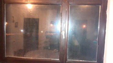 Slovenacki prozori ,i balkon vrata. Dimenzije:jedan prozor 120x120,dru - Pozega