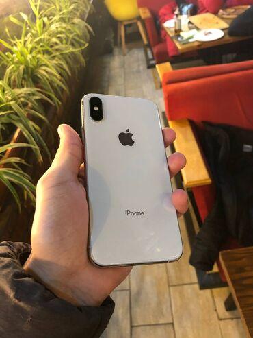 продам iphone 11 pro в Кыргызстан: Б/У iPhone Xs 64 ГБ Белый