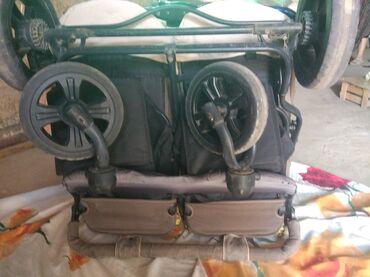 Детский мир - Кочкор-Ата: Эгиздердин коляскасы