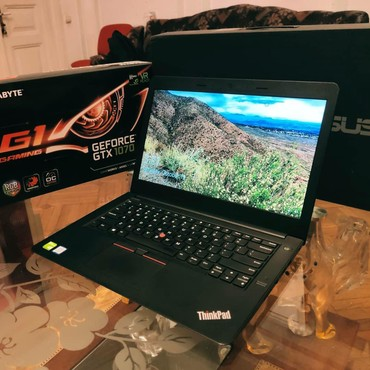 Lenovo Azərbaycanda: Lenovo ThinkPad i7 7ci nəsil 8Gb Əlavə videokartla - Təzədən seçilmir