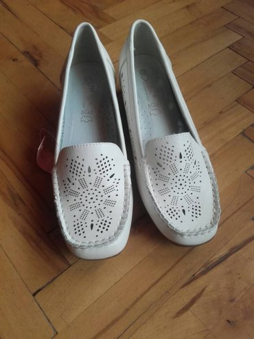 NOVE cipele, bele, vrlo udobne, velicina 39. Povoljno!!! - Nis