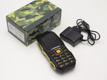 Mobilni telefoni - Nis: LAND ROVER TELEFON - DUAL SIM VEĆI MODELMobilni telefoni rade na svim