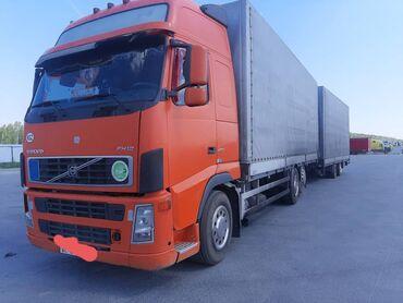Транспорт - Токтогул: Вольво Тандем 120 куб