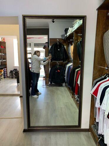 Продается новое зеркало ширина 98 см длина 2 м