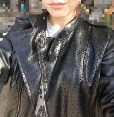 Кож курточка , состояние отличное в Бишкек