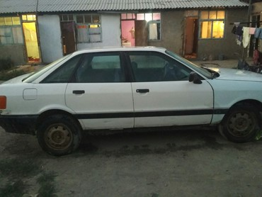 Audi 80 1986 в Бишкек - фото 4