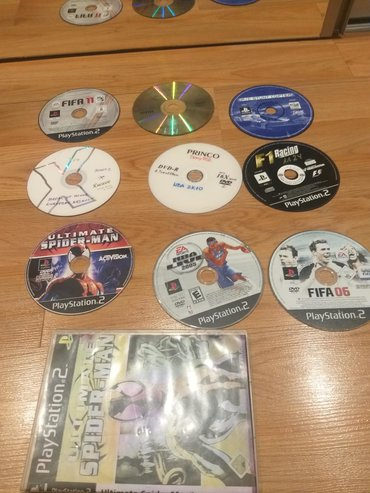 Igrice Za ps2 -fifa 11-200din-need for speed 3 -150din-Rc Stunt