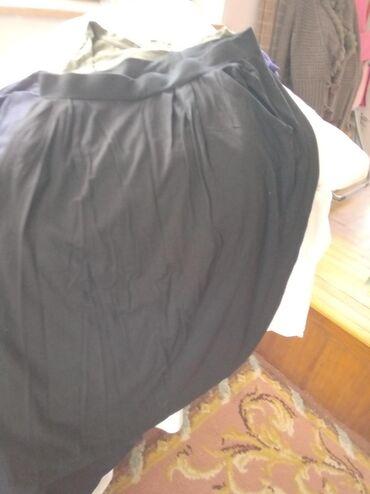 Crna nova suknja od pamuka br Mili l