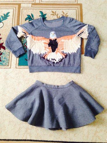 кофта +юбка + шорты размер 42 в Талас