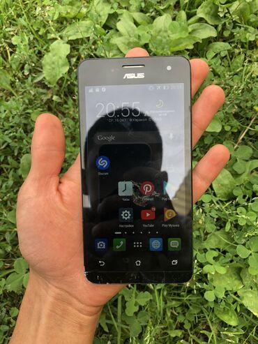 Asus - Кыргызстан: ASUS zenfone 5 коробка документы есть минусы симкарта не работает