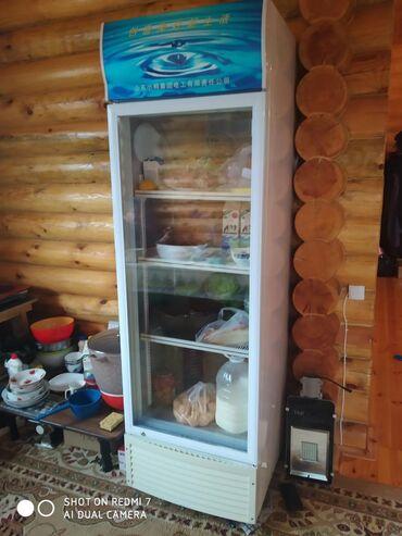 холодильник в Кыргызстан: Срочно продаю вертикальный холодильник в отличном состоянии в Чолпон