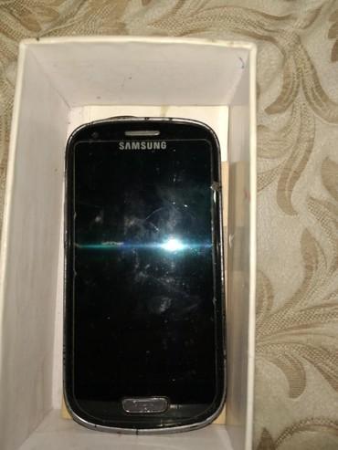 Samsung galaxy s3 mini бу - Кыргызстан: На запчасти Samsung Galaxy S3 Mini 8 ГБ Черный