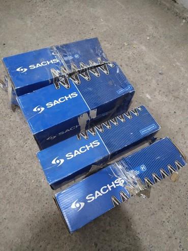 оригинальные расходные материалы 50 набор стержней в Кыргызстан: Пружины БМВ Е60 (BMW E60). Задние новые оригинальные стандартные