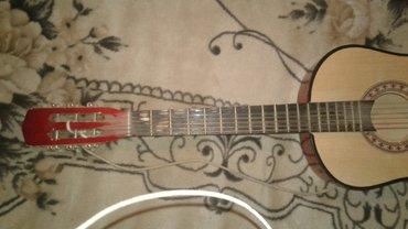 продаю гитару срочно (деньги очень нужны) в Бишкек