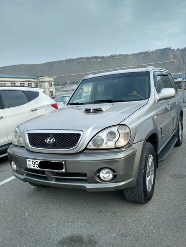 boz rəngli qadın ayaqqabıları - Azərbaycan: Hyundai Terracan 2.5 l. 2003 | 364000 km