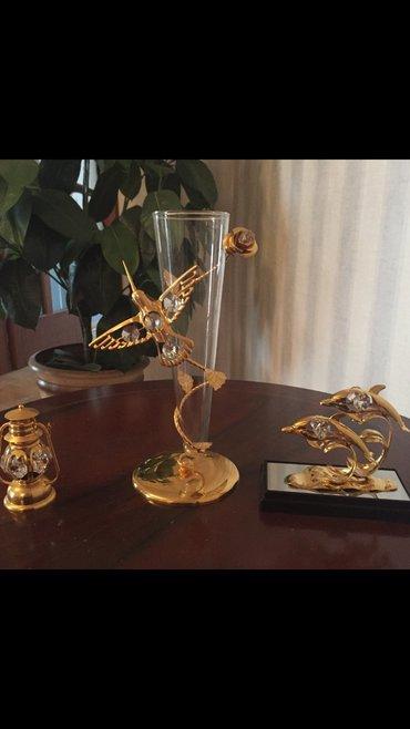 Suvenir Swarovski kristallari Сувениры-Фигурки с кристаллами Сваровск