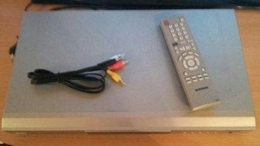 Dvd samsung sa daljinskim i dodatnim kablovima.... Malo koriscen bas - Beograd