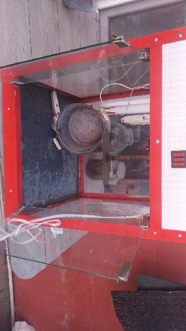 express qaynaq aparati - Azərbaycan: Popcorn aparati