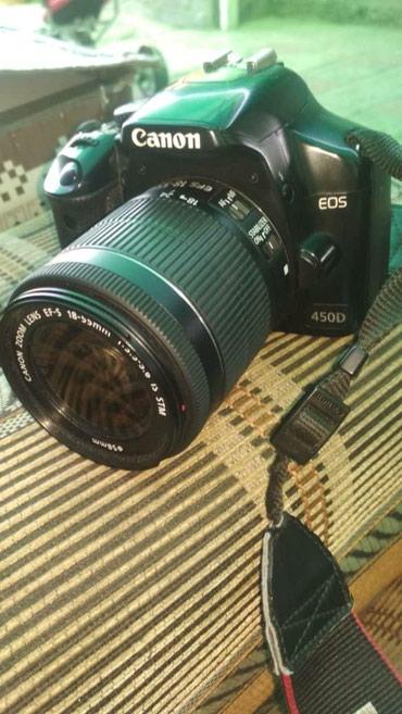 Срочно.! Срочно!Продаю фотоаппарат Canon 450 в Бишкек