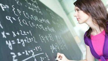 Учитель по математике. Занимаюсь с детьми с 1 по 11 классы. Проводятся