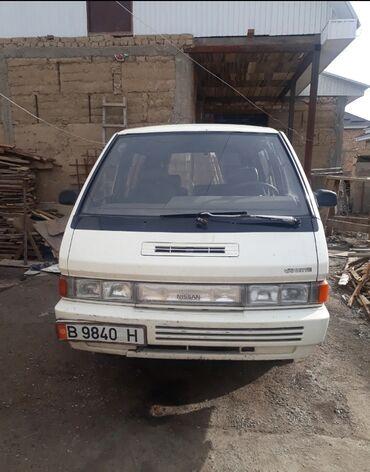 минивен бишкек in Кыргызстан   ДРУГОЙ ТРАНСПОРТ: Nissan Vanette 10 л. 2021