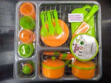 Детский набор повара в Бишкек