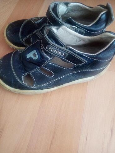 Ženska patike i atletske cipele | Loznica: Kozne sandalice br 25_25 duz.gazista je je 16/5