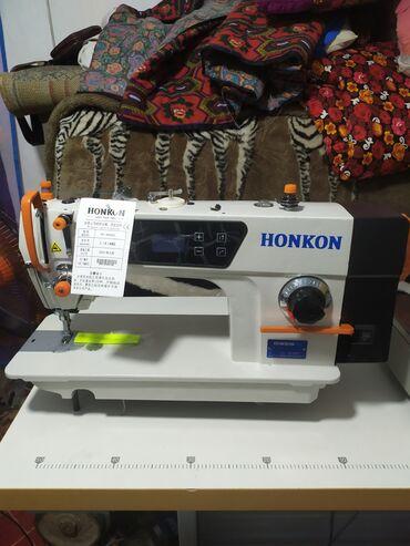 шлифовальная машина для пола аренда в Кыргызстан: Швейная машинки прямая строчка Полуавтомат (новый) год гарантия  Срочн