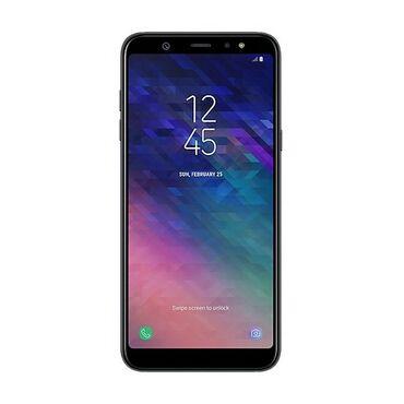 1083 elan | SAMSUNG: Samsung Galaxy A6 Plus | 4 GB | Qara | Sensor, İki sim kartlı, Face ID