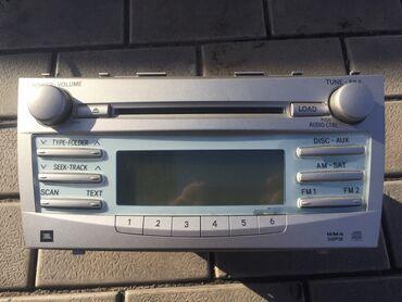 штатный иммобилайзер в Кыргызстан: JBL штатное магнитола от Camry 40-45